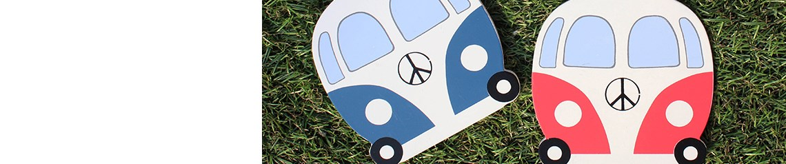Wholesale Campervan Themed Gifts