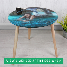 Exclusive Licensed Artist Designs