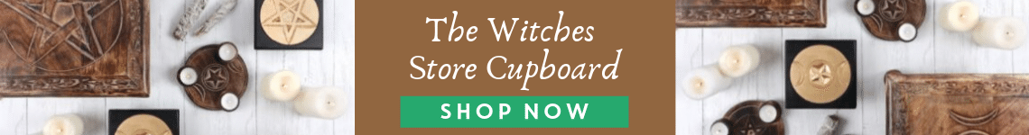 The Witches Store Cupboard Collection