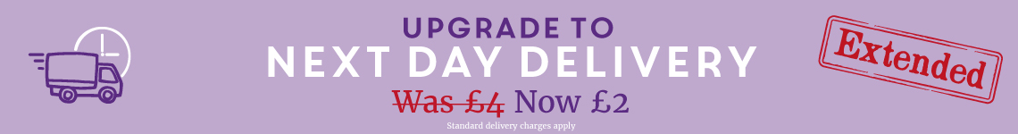Extended Offer on Next Day Delivery