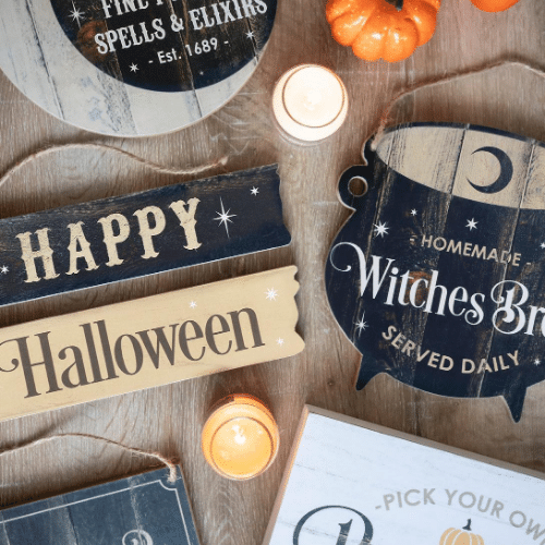 Wholesale Halloween Signs