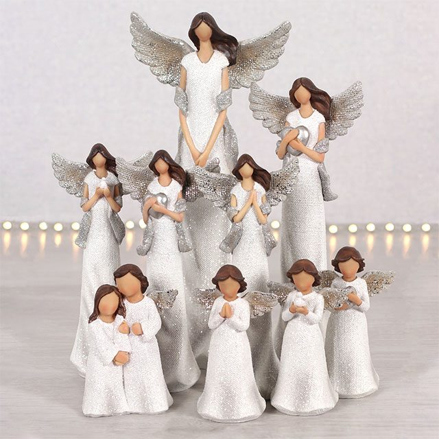 Wholesale Contemporary Angel Ornaments
