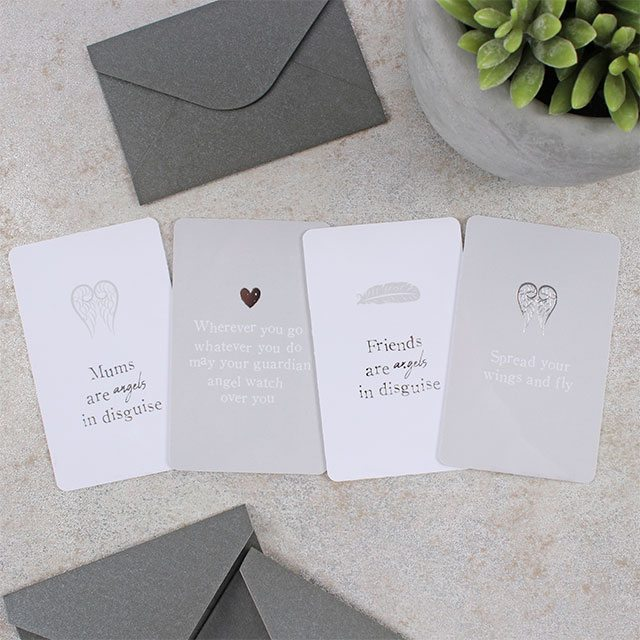 Wholesale angel wallet cards