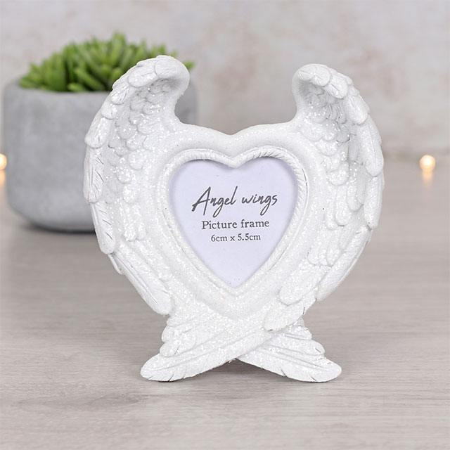 Wholesale Angel Wing Photo Frame