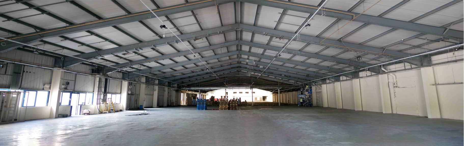 Block F New Warehouse