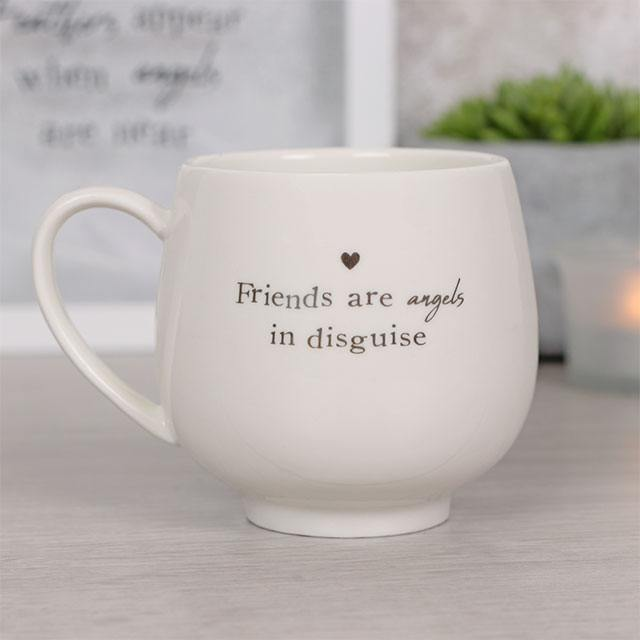 Wholesale Friends are Angels in Disguise Mug