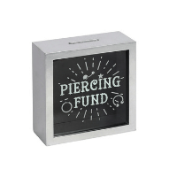 Wholesale Piercing Fund Money Box