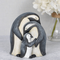 Wholesale Penguin Family Ornament