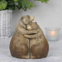 Wholesale Bear Couple Ornament