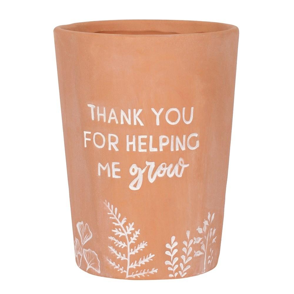 Thank You Pot Plant