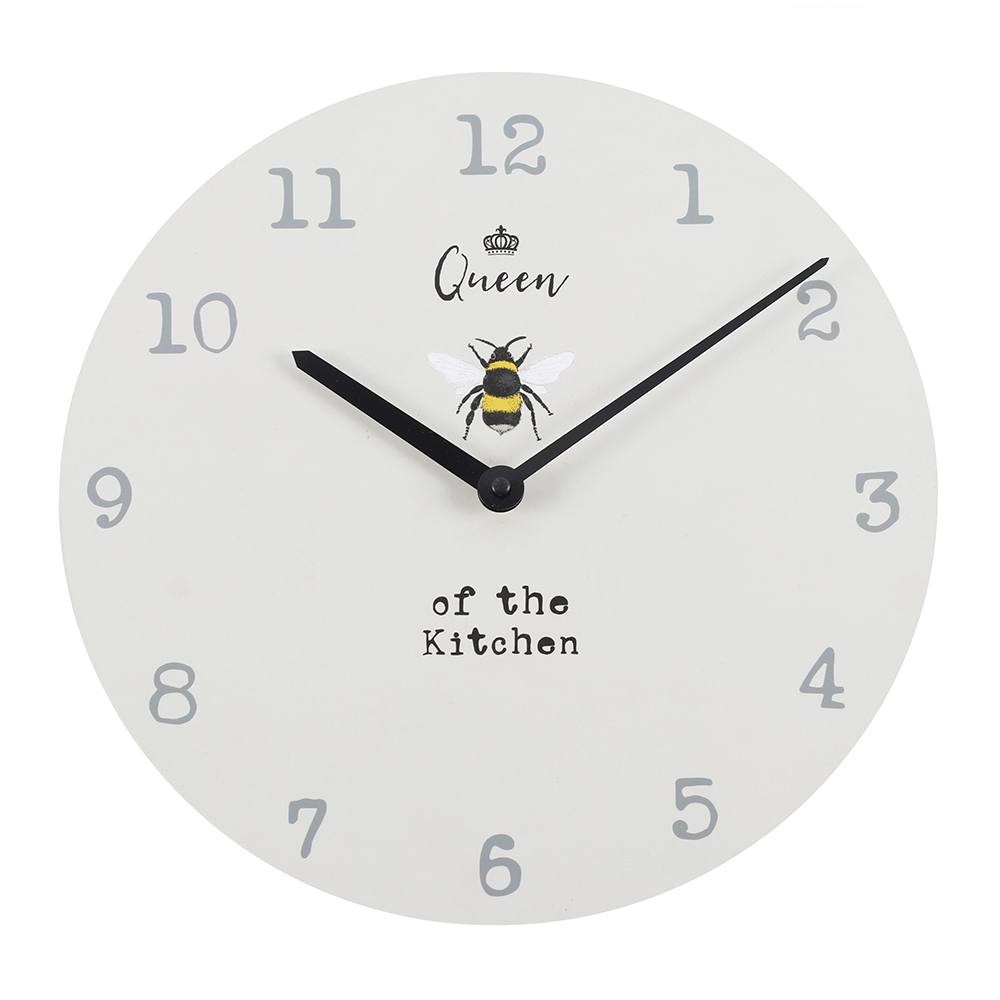 Queen Of The Kitchen Wall Clock Something Different Wholesale