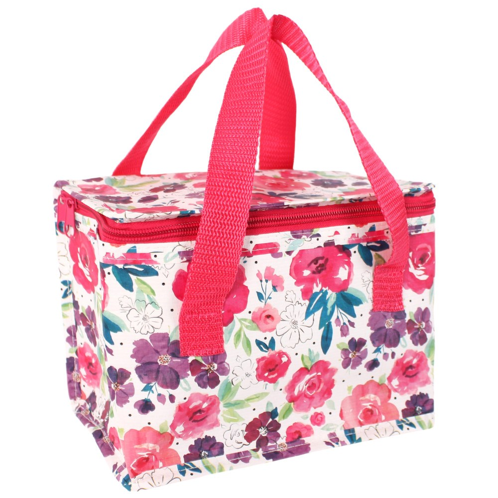 e19a936478d9 Floral Fusion Lunch Bag