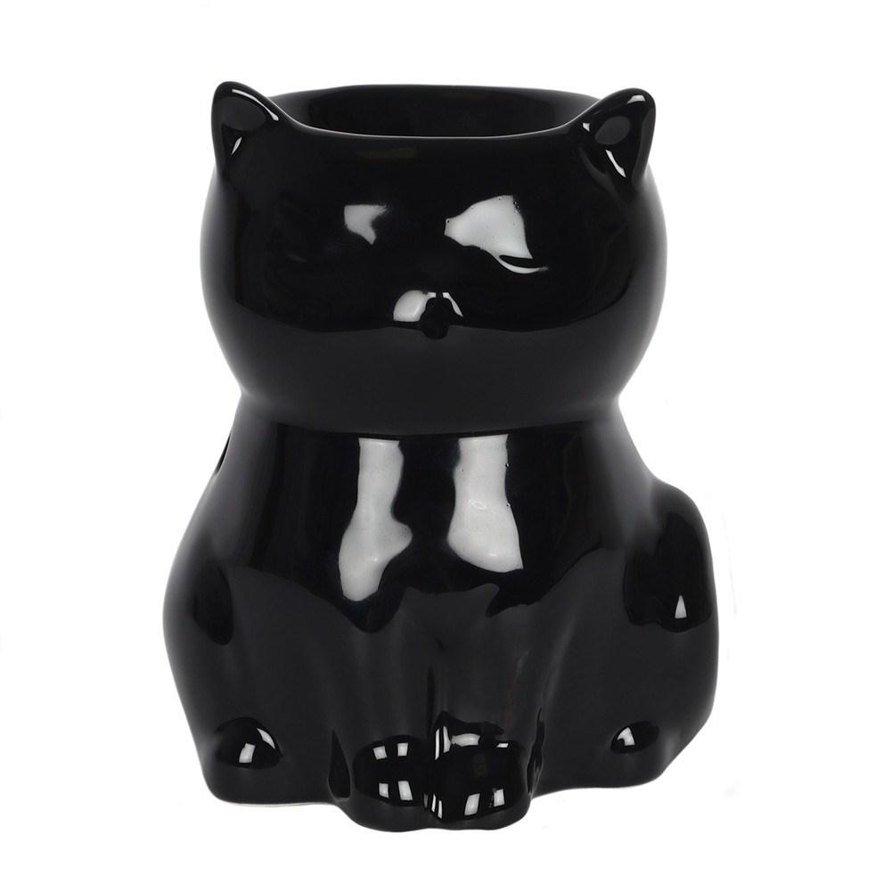 I/'M NOT JUST A CAT PERSON I/'M A BLACK CAT MUMMY Fun Fridge Magnet Ideal Gift